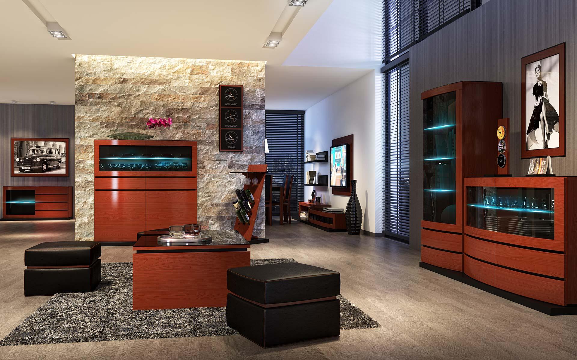 mebin offers solid wood furniture bedroom furniture living room